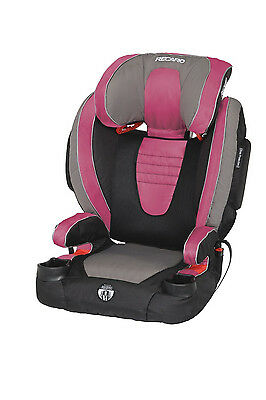 BRAND NEW! RECARO Performance BOOSTER High Back Booster Car Seat, Rose