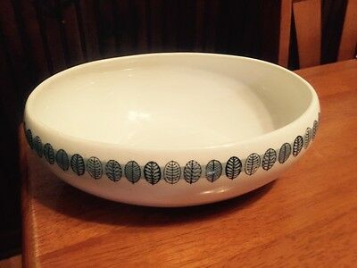 Arabia Linnea Vintage Vegetable Bowl: Made In Finland: Used,clean Condition