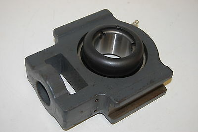"New Dodge 135183 SCM Wide Slot Take-Up Bearing w/SPRINGLOCK Collar:  2"" Shaft"
