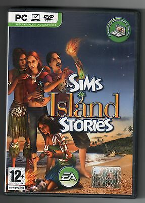 The Sims 2 Island Stories - Gioco Pc Dvd-Rom Italiano