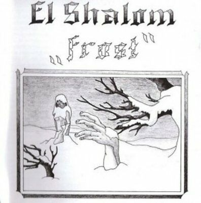 EL SHALOM - Frost - LP 1976 Deluxe edition + bonustrack