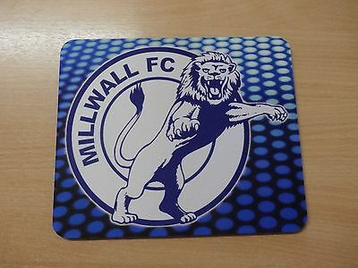 New Millwall Fc Soft Computer Mouse Mat