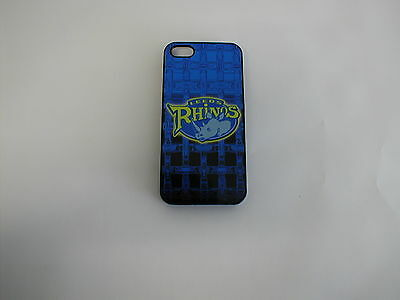 LEEDS RHINOS RUGBY iPHONE 4 / 5 / 6 / 6+ COVER / CASE