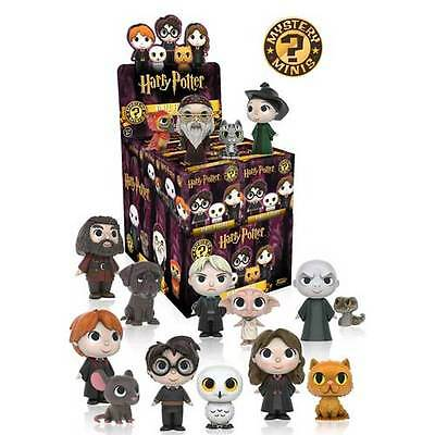 Harry Potter - Mystery Minis Blind Box x 12 NEW Funko