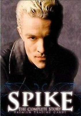 Spike The Complete Story Promo Card P-1 Excellent Condition