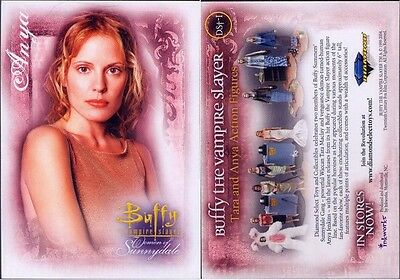 Buffy Women Of Sunnydale Promo Card Dst-1 Excellent Condition