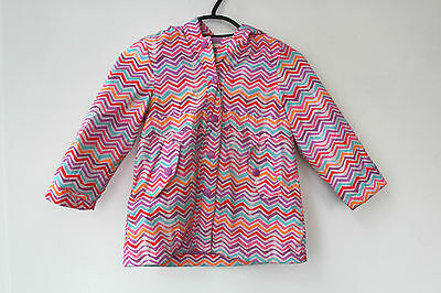OshKosh B'gosh Girls Childs Pink FunkyJacket / Coat- Age4 years