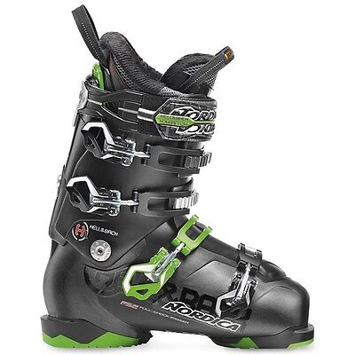 NORDICA HELL & BACK H2 SKI BOOTS  size 26.5