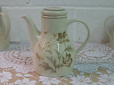 "ROYAL ALBERT "" SUMMER FANTASY "" 21.5cm COFFEE POTS"