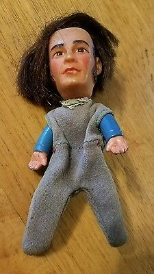 Vintage The Monkees Michael Nesmith Finger Puppet c.1970 Remco