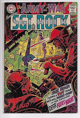 Our Army at War #191 - Sgt Rock (DC, 1968) - VG/FN