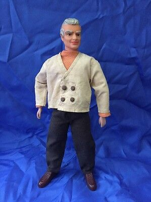 Fairylite Gerry Anderson Jeff Tracy Thunderbirds Action Figure Doll