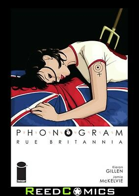 PHONOGRAM VOLUME 1 RUE BRITANNIA GRAPHIC NOVEL Paperback Collects Issues #1-6