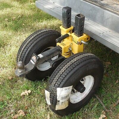 Hell-Ya Hitch Helper Slimp Type Tow Dolly