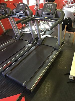 Life Fitness Activate Treadmill Commercial Gym Equipment