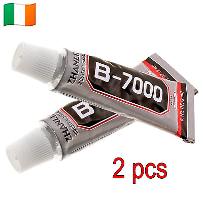 B7000 3ml Multi-Purpose Strong Glue Adhesive Craft Phones Jewelery DIY Lens. 099