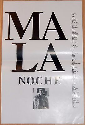Mala Noche Poster  - Gus Van Sant'S First Feature 1986 Film