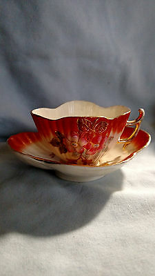 Victoria Carlsbad Austria Cup and Saucer