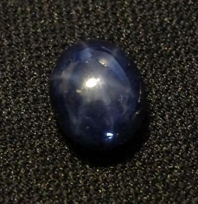 **4.8Ct Loose Natural Star Sapphire Oval Cut Gemstone (17792)***