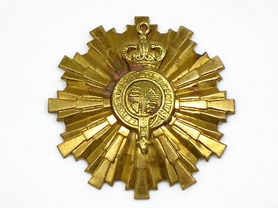 French 'Honni Soit Qui Mal Y Pense' Most Noble British Order of Chivalry Badge