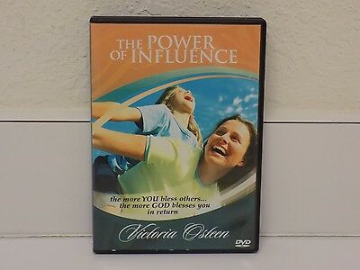 The Power Of Influence Victoria Osteen DVD