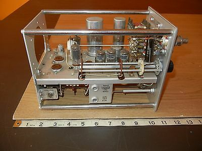 Tektronix Type-L Plugin Unit With few RCA & GE Original Vaccume Tubes