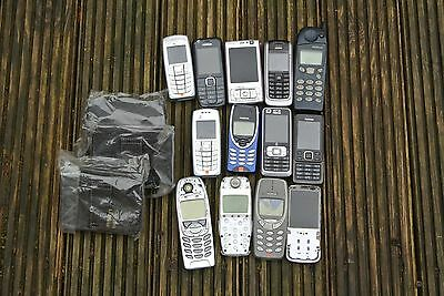 JOB LOT MOBILE PHONES SOME WORKING - UNTESTED (13 nokia phones) .004 N95