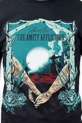 The Amity Affliction - SHINE ON ( NEW T SHIRT )