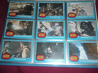 Star Wars Heritage 1-120 Card Set Foil Hobby & Retail 1-6 Inserts Topps 2004 Nm