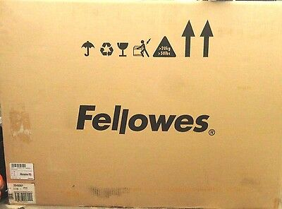 NEW Fellowes Powershred 485i Shredder Strip Cut 38page / 750ppm 1.9HP 35 Gal Bin