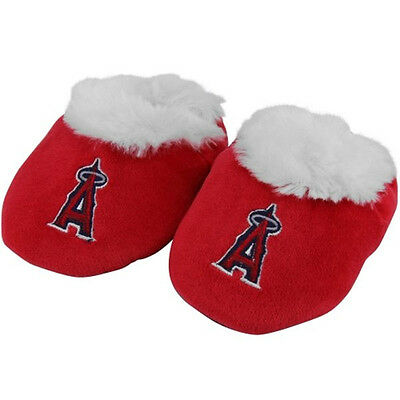MLB Los Angeles Angels Bootie Slippers