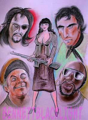 Escape From Ny  ***mike Bennett's Original Cin