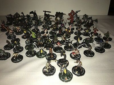Mage Knight Lot Assorted