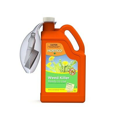 Hortico 3L All Purpose Ready To Use Weed Killer