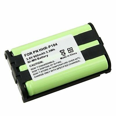 Compatible Ni-MH Battery for Panasonic HHR-P104 Cordless Phone CT