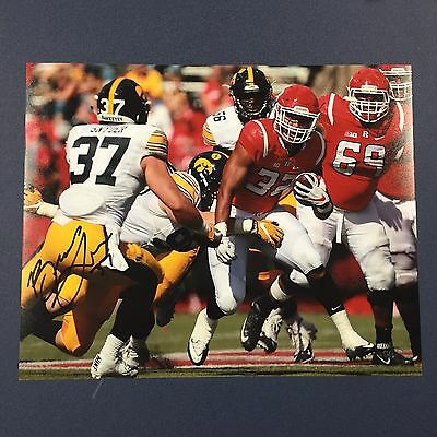 2016 IOWA HAWKEYES Brandon Snyder SIGNED 8x10 PHOTO AUTO AUTOGRAPH