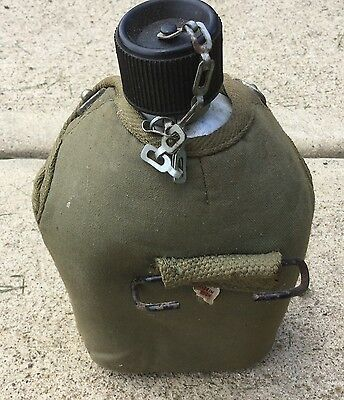 WWII Army Canteen