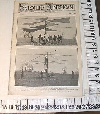 1908 Luyties Helicopter Report