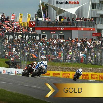 British Superbike Hospitality Gold Package