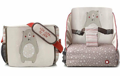 Brand new in pack Jane bag highchair in artic from birth to 3 years