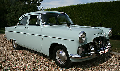 Ford Zephyr 6 MK2,36,000 genuine miles from new.Superb.