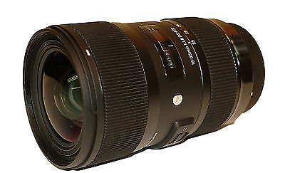 Sigma 18-35mm f/1.8 DC HSM Art Lens for Canon (#210-101) BRAND NEW!!