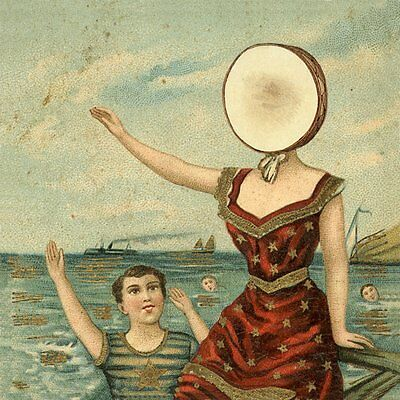 Neutral Milk Hotel In An Aeroplane Over The Sea New 180G Vinyl Lp & Mp3 In Stock