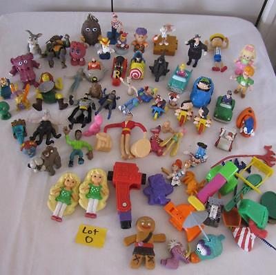 Vintage Lot Of Mixed Small Toys (Lot O)