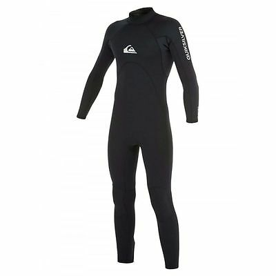 Quiksilver Syncro Base 3/2mm BZ Wetsuit Mens Unisex Surfing Watersports Surf