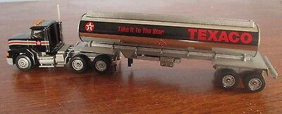 Winross Freightliner 1/64 TEXACO Tanker First Edition Series # 10