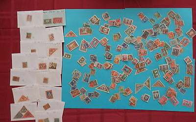 Lithuania Old Collection Huge Unchecked Hundreds