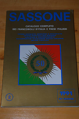 Weeda Sassone 1991 vol. 2 catalog, full color, special issues, useful reference