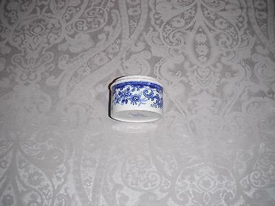 Antique Minton Genevese pattern dish bowl pot floral