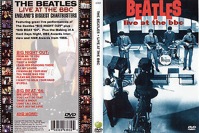 The Beatles. Live At The Bbc. Pro - Shot. Dvd.